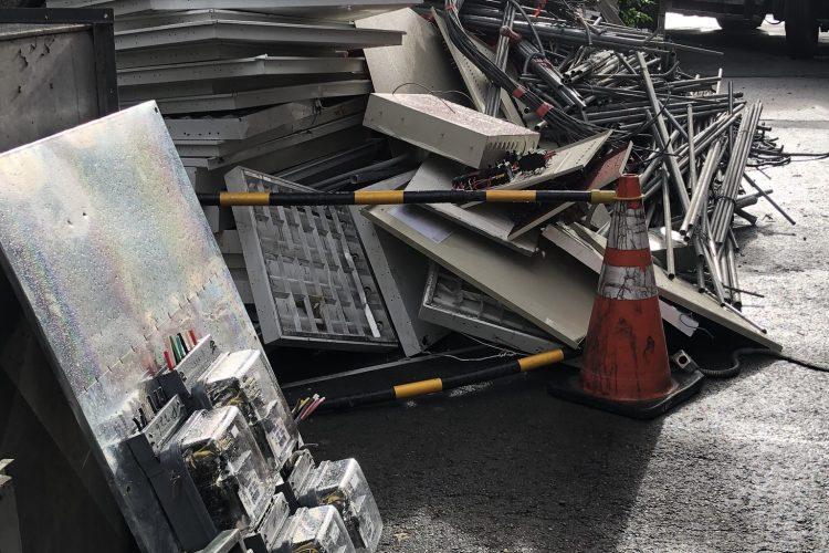 廢鐵回收/廢五金回收
